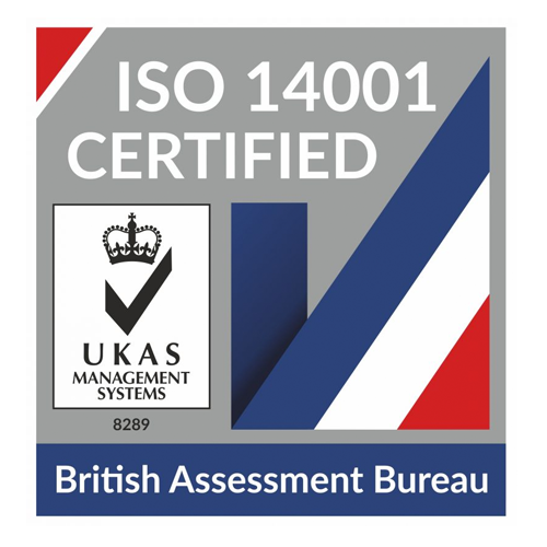 REDS Group ISO 14001 Certified