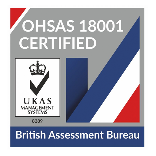 REDS Group ISO 18001 Certified