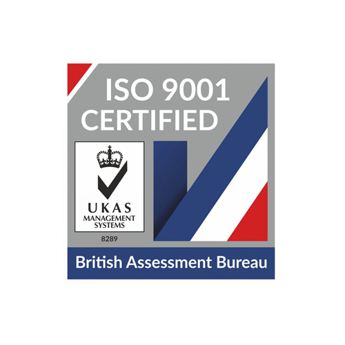 REDS Group ISO 9001 Certified