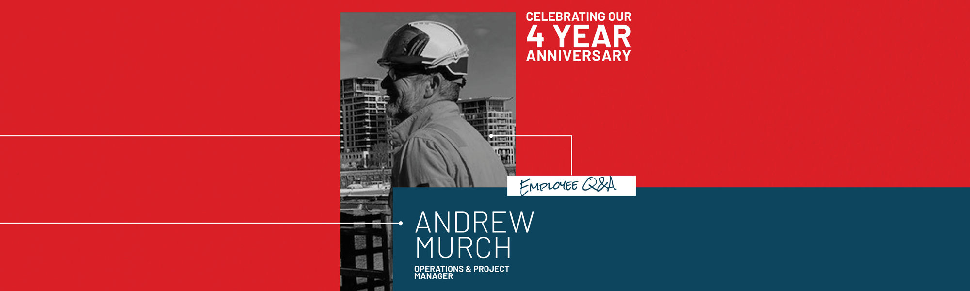Andrew Murch –Q&A